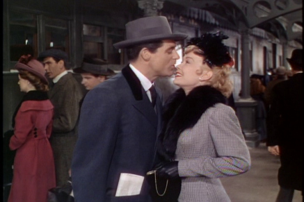 I hate to use this term, but...Jane Wyman, you've been friendzoned.